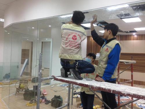 Sửa cửa kính quận 6 chuyên nghiệp
