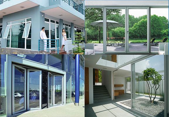 Sửa cửa kính quận Bình Tân chất lượng