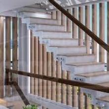Sửa cầu thang kính quận 1