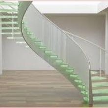 Sửa cầu thang kính quận 10