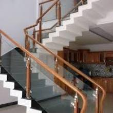 Sửa cầu thang kính quận 11