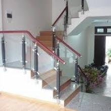 Sửa cầu thang kính quận 9