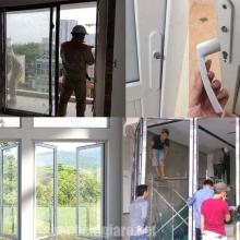 Sửa cửa kính quận 12 chất lượng