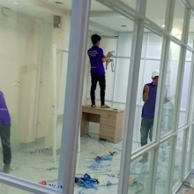 Sửa cửa kính quận Bình Thạnh uy tín