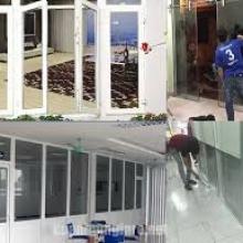 Sửa cửa kính quận Phú Nhuận chất lượng